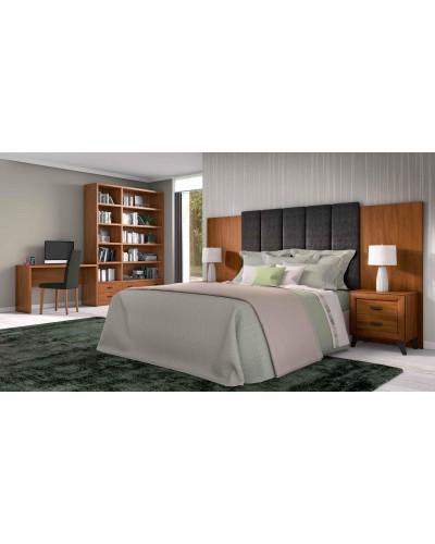 Dormitorio matrimonio clasico diseño actual 508-PA31