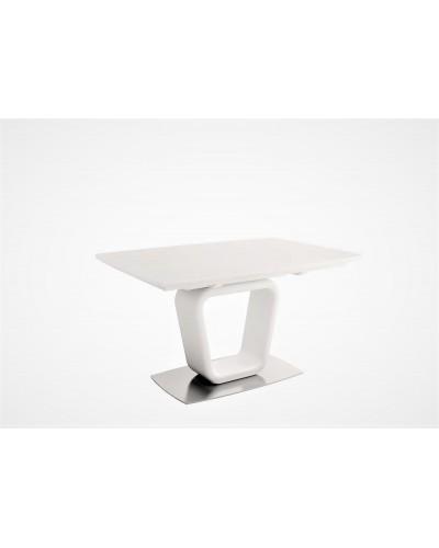 Mesa comedor moderna lacado blanco 962-happy