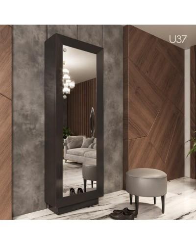 Mueble zapatero moderno lacado alta calidad 397-UN37