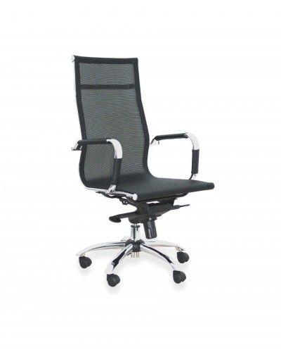 Silla oficina ruedas moderna diseño 1081-13