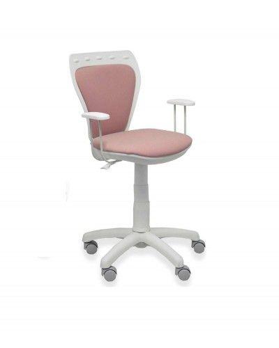 Silla oficina ruedas moderna diseño 1081-20