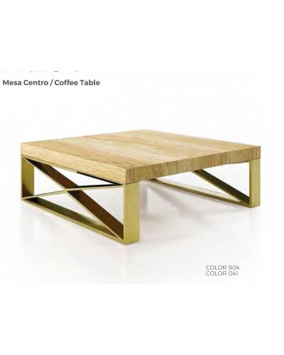 Mesa centro moderna diseño 397-AZCM04