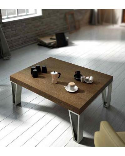 Mesa centro moderna diseño 397-AZCM08