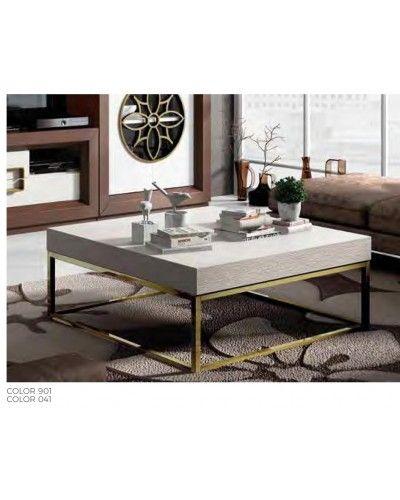 Mesa centro moderna diseño 397-AZC10