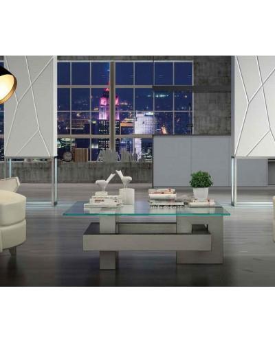 Mesa centro moderna diseño 397-AZC01