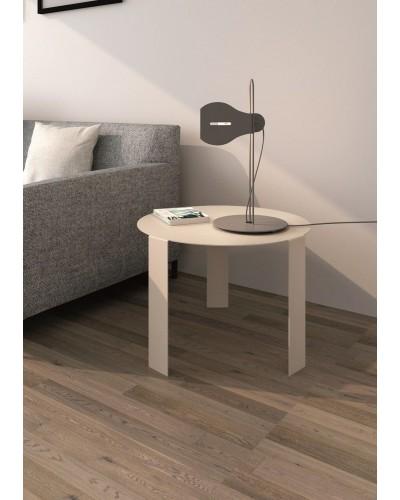 Mesa rincón redonda moderna 565-S04