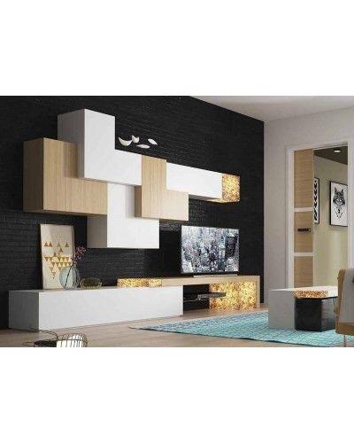 Mueble comedor moderno masintex 50-22