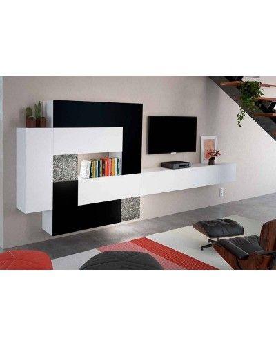 Mueble comedor moderno masintex 50-24