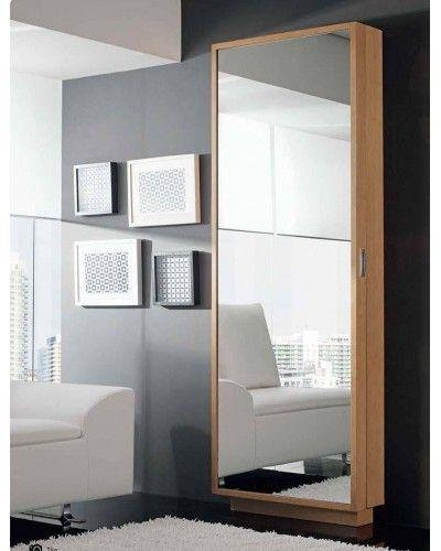 Zapatero moderno madera diseño 194-215