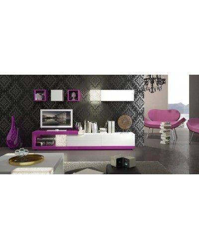 Mueble comedor moderno masintex 50-04