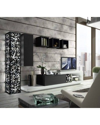 Mueble comedor moderno masintex 50-07