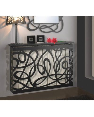 Cubreradiador Diseño forja metálico 1215-Algarabia