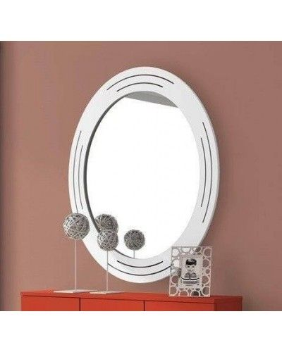 Recibidor moderno con espejo 194-664-b