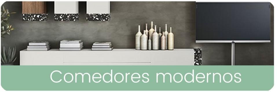▷ Salones y Comedores Modernos para el Salón 【 ENVIO GRATIS 】