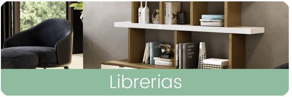 Librerías para el hogar | Mobles Sedavi