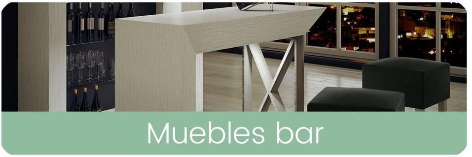 Muebles Bar para el salón | Mobles Sedavi