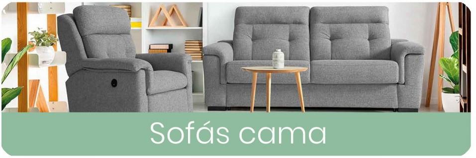 Sofás cama: confort y descanso | Mobles Sedaví