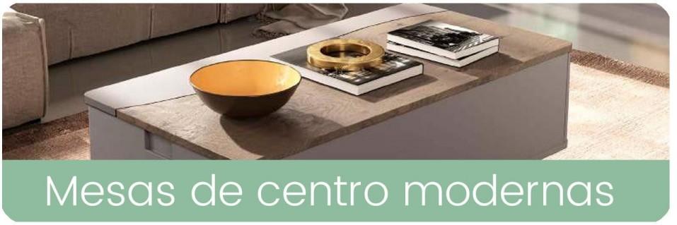 Mesas de Centro Modernas para el Salón | Mobles Sedavi