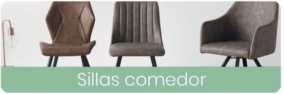 ▷ Sillas para el Salón Comedor 【 ENVIO GRATIS 】| Mobles Sedavi