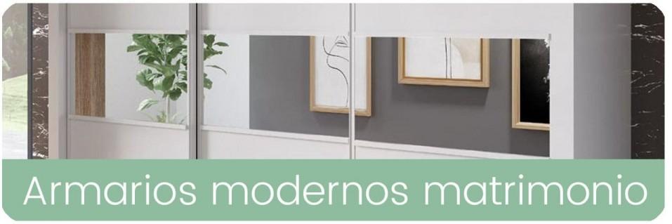 Armarios Modernos para Dormitorio de Matrimonio | Mobles Sedavi