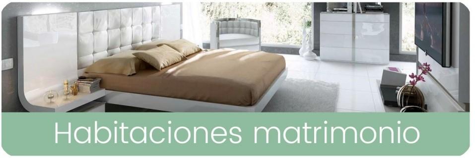 Dormitorios de Matrimonio  | Mobles Sedavi