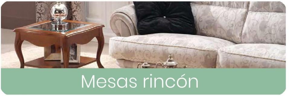 Mesas Rincón para Decorar tu Hogar | Mobles Sedaví