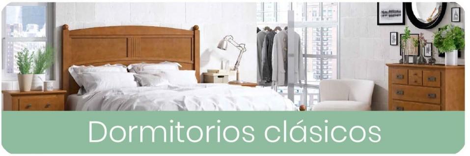 Dormitorios Clásicos para Matrimonio | Mobles Sedaví