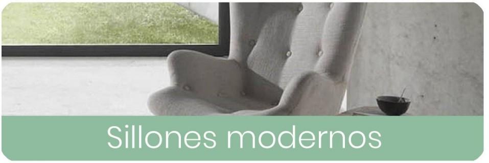 Sillones Modernos para el Salón | Mobles Sedavi