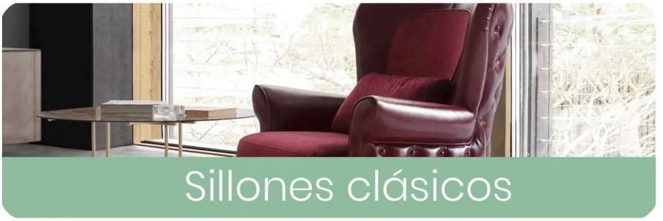 Sillones clásicos para el salón | Mobles sedavi