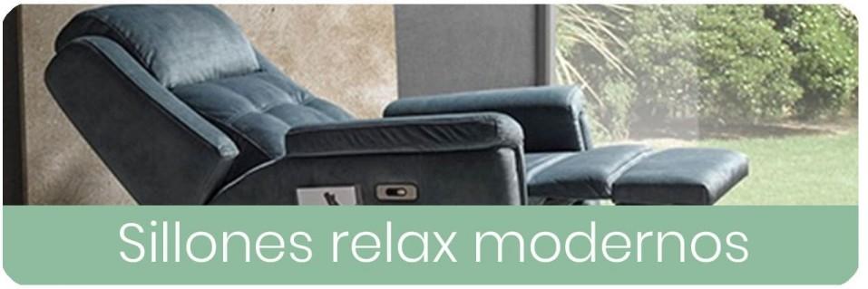 Sillones relax modernos para el salón | Mobles sedavi