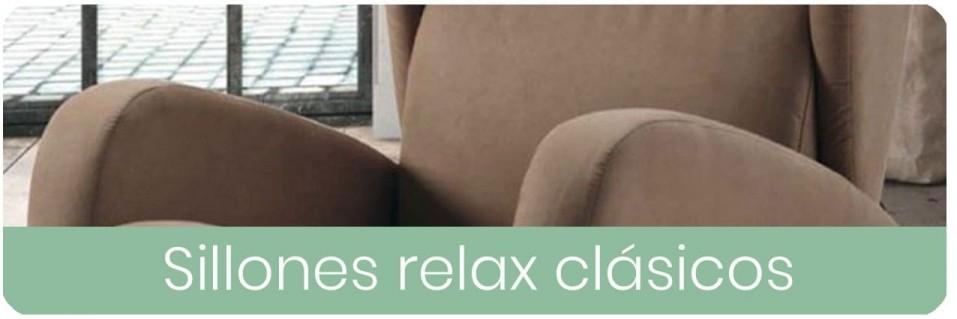 Sillones relax clásicos para el salón | Mobles sedavi