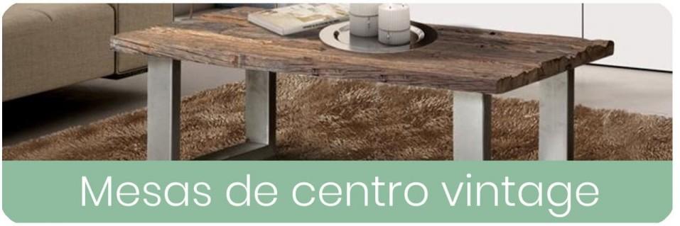 Mesas de Centro Vintage para el Salón | Mobles Sedavi