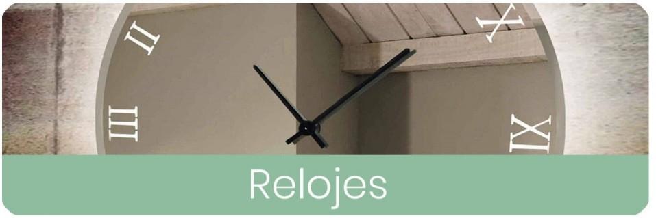 Relojes decorativos para el salón | Mobles Sedavi