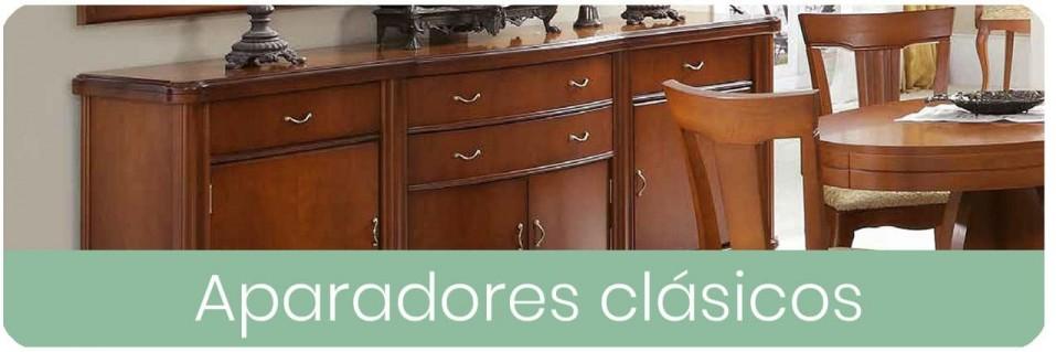 Aparadores Clásicos para el Salón | Mobles Sedavi