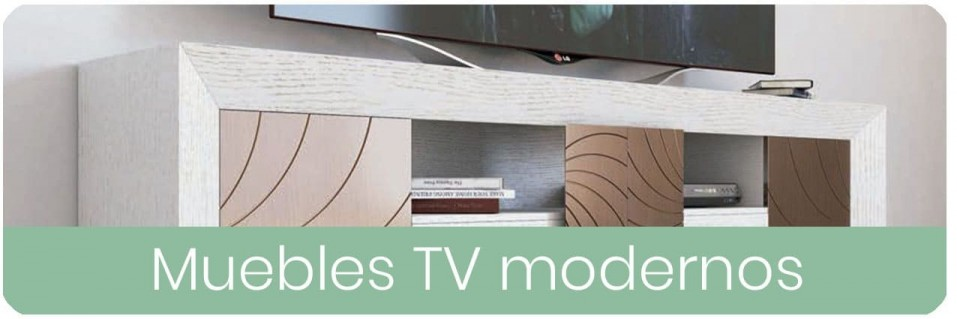 Muebles TV Modernos para Salón | Mobles Sedavi