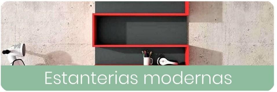 Estantería Modernas para el Salón | Mobles Sedavi