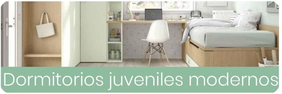 Dormitorios Juveniles Modernos | Mobles Sedaví