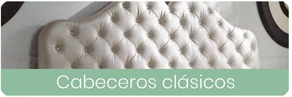 Cabeceros clásicos para dormitorio de matrimonio | Mobles Sedavi