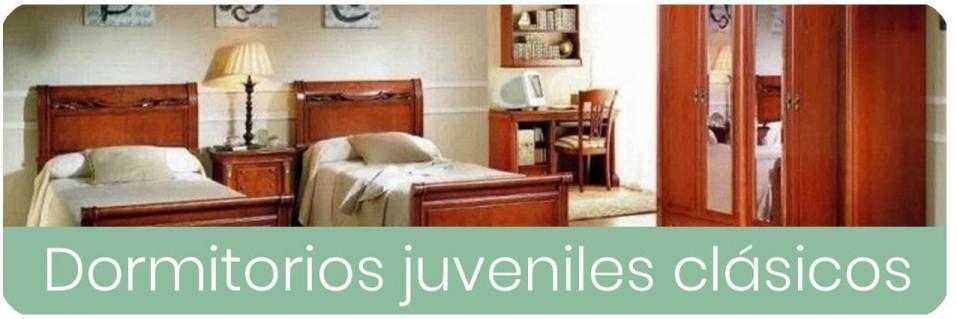 Dormitorios Juveniles Clásicos | Mobles Sedaví