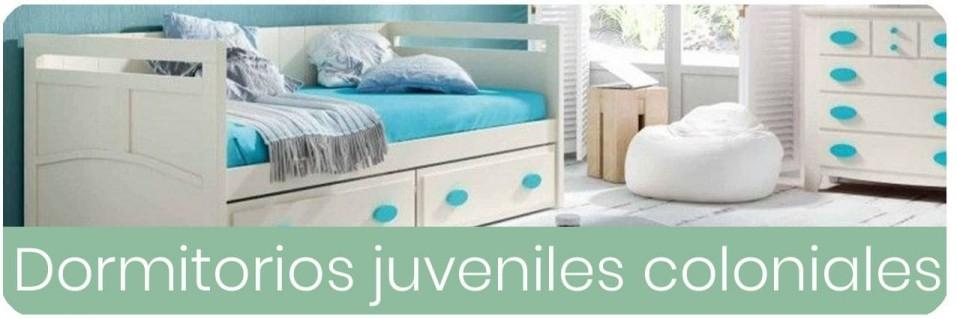 Dormitorios Juveniles Coloniales | Mobles Sedaví