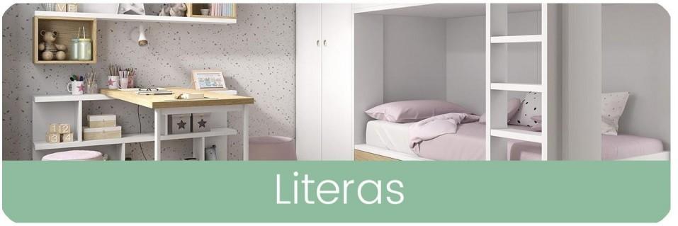 ▷ Literas Infantiles Baratas 【 ENVIO GRATIS 】