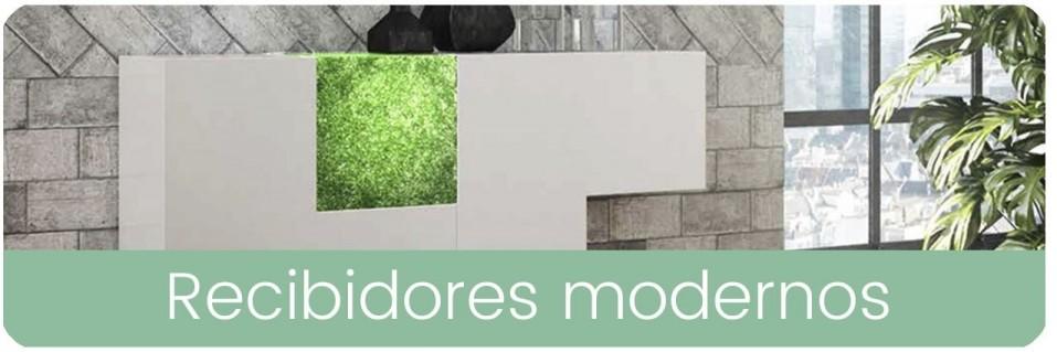 ▷ Recibidores Modernos para la Entrada 【 ENVIO GRATIS 】