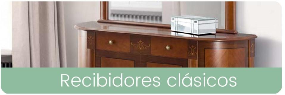 Recibidores Clásicos Originales para la Entrada | Mobles Sedavi