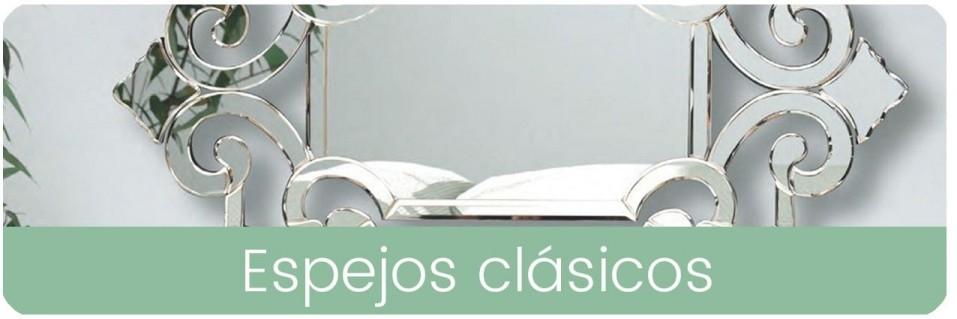 Espejos decorativos clásicos para la entrada | Mobles Sedavi