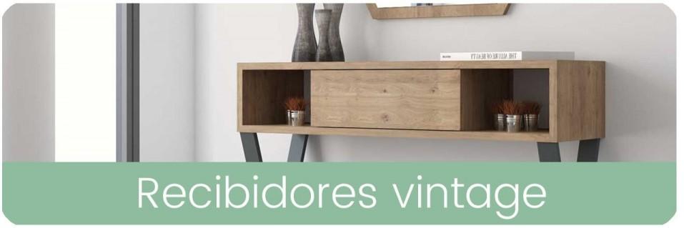 Recibidores Vintage para la Entrada | Mobles Sedaví