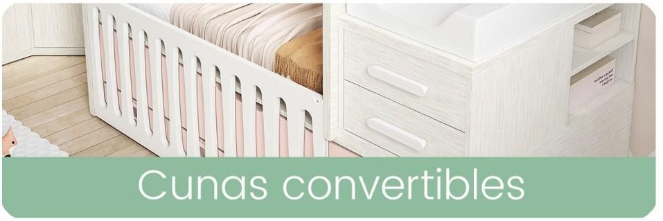 ▷ Cunas Convertibles en Camas 【 ENVIO GRATIS 】