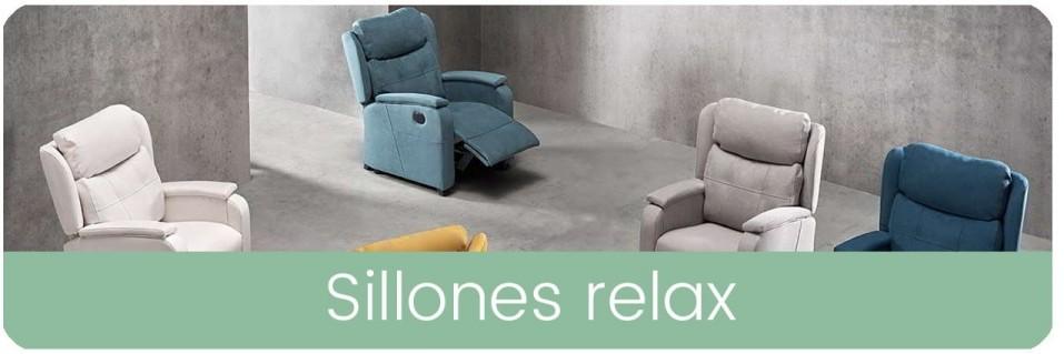 Sillones Relax Modernos y Clásicos para el hogar | Mobles Sedaví