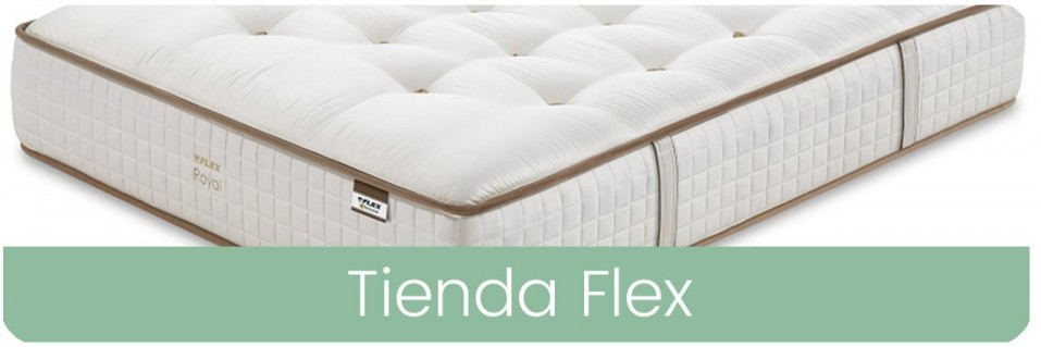 Tienda Colchones FLEX Oficial | Mobles Sedavi