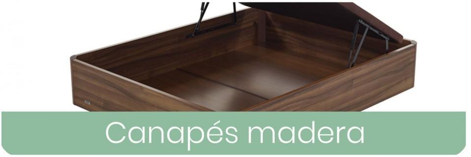 Canapés abatibles de madera | Mobles Sedavi