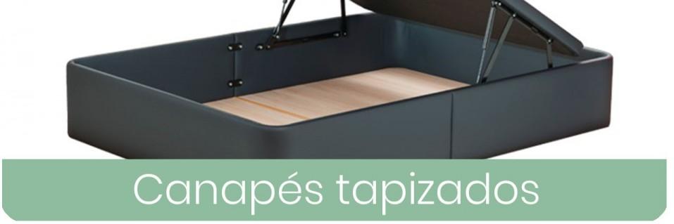 Canapés abatibles tapizados | Mobles Sedavi